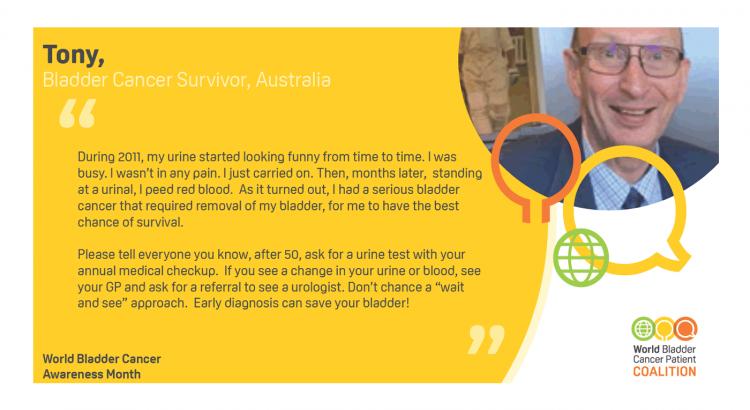 Bladder Cancer Survivor